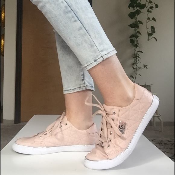 G by Guess Shoes | Quilted Pink